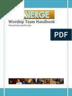 converge worship handbook