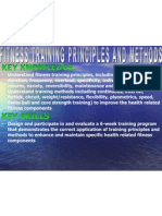 chapter 10 fitness training principles