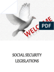 Social Security Legislations