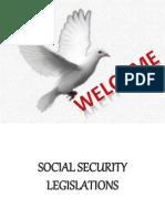 Social Security Legislations