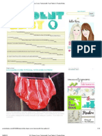 DIY Diaper Cover Tutorial With Free Pattern! _ Prudent Baby