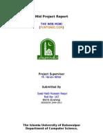 Mid Project DocumentatioSyed Hadi