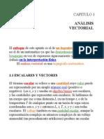 C-Cap 1 Analisis Vectorial