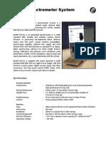 alphaspectro_datasheet