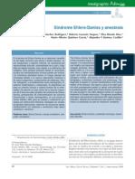 Síndrome Ehlers-Danlos y anestesia
