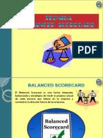 Exposicion Balanced Scorecard