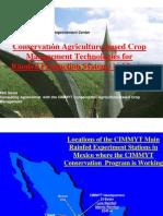 1 - K Sayre - Rainfed CA-Based Systems - Ken Sayre