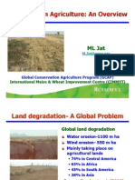 Conservation Agriculture - an Overview - M.L. Jat