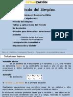 Tema 4.Metodo Del Simplex