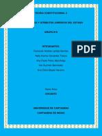 Fundamentos y Atributos Juridicos Del Estado