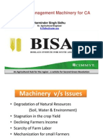 Residue Management Machinery for CA - Dr. H.S. Sidhu