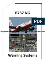 B737NG Warning Systems2