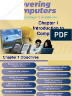 Discovering Computers Chapter01