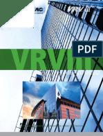 Vrviii - Brochure - Pcvuse11-02b - Daikin Ac