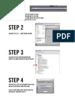 Export OP1a MXF File