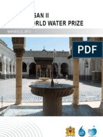 King Hassan II Great World Water Prize for 2012