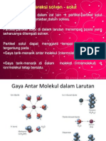 kelarutan &gejala distribusi
