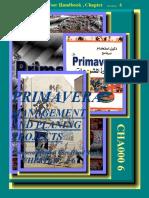 Primavera Manual User Book New Chapter 6