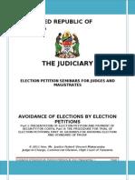 Election Avoidance II