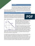 Fundamental Analysis of Commodities