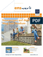 wissenswert 20 - Magazin der Leopold-Franzens-Universität Innsbruck