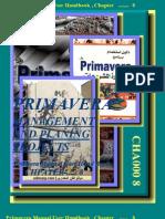 Primavera Manual User Book New Chapter 8