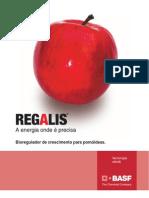 Regalis-O novo regulador de crescimento em pomóideas