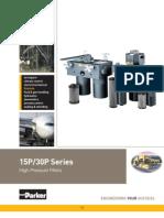 Hydraulic Filter - Catalog 2300-14_Catalog2300!14!15P_30P