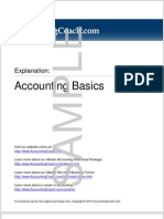 56588374 Basics of Accounts