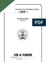1. RPP  MTK 4 sudut