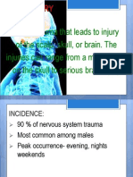 Sexual difficulties after traumatic brain injury and ways to deal with it