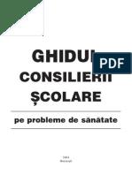 Consiliere Psihopedagogica Ghid Practic