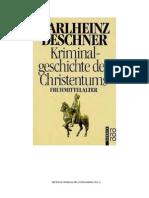 37218511 Historia Crimininal Del Cristianismo IV