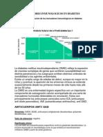Marcadores Inmunologicos en Diabetes