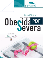 Guia Clinica Obesidad Severa Gestos
