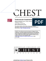 Cardiovascular Complications of Cocaine (Chest, 1995)