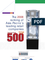 Retail Asia Pacific Top 500_2008