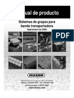 Manual Completo Grapas Flexco