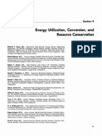 09 - Energy Utilisation, Conversion, Conservation