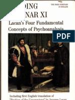 Feldstein, Fink, Jaanus (Ed) - Reading Seminar XI