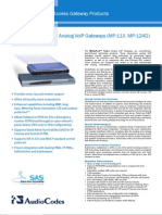 MP 11X MP 124 Datasheet