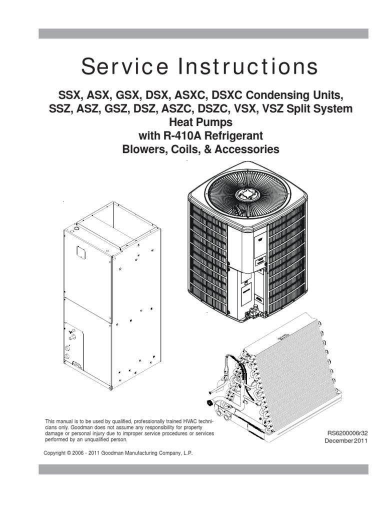 heat pump service manual daily instruction manual guides u2022 rh testingwordpress co