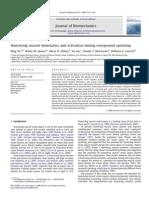 Hamstring Musclekinematicsandactivationduringovergroundsprinting