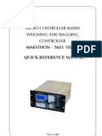 Uc603 Quick Reference Manual M5603