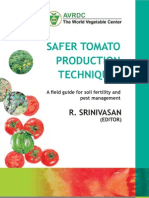 Safer Tomato Production Guide