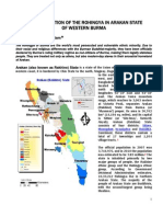 Marginalization Rohingya