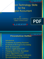 IT Skills for the Digital Accountant..
