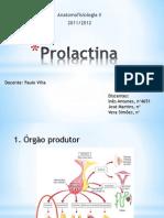 Prolactina - Anatomia II