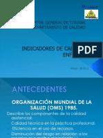 Mayo 2012 Indicadores