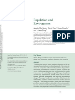 07population and Environment-Annual Review